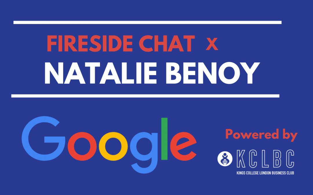 Meet Google's Head of Hardware Retail Marketing – Natalie Benoy